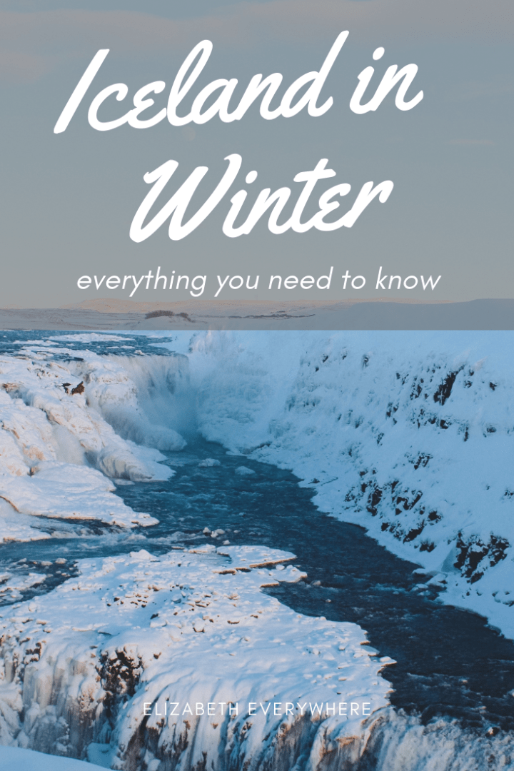 February in Iceland – Visiting Iceland in Winter