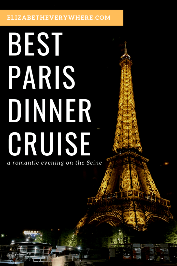 The Best Paris Dinner Cruise? Bateaux Parisiens Review