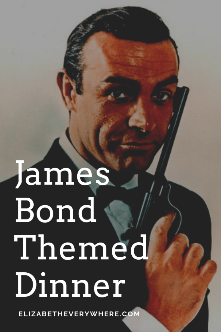 The Distillery Presents: A James Bond Themed Evening – Review
