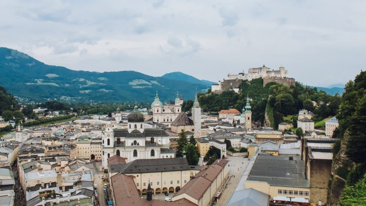 Visiting Salzburg, Austria – Summer in Salzburg + Things to Do