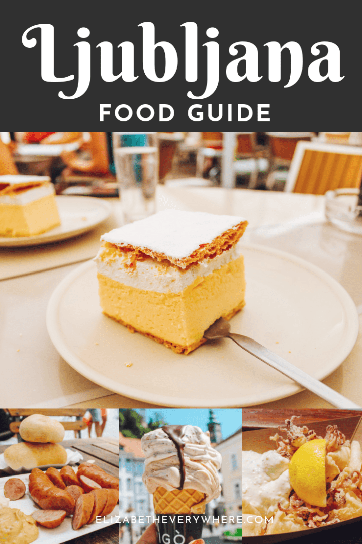 Ljubljana Food Guide- Traditional Slovenian Food+ Where to Eat