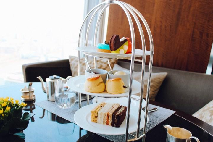 themed afternoon tea london