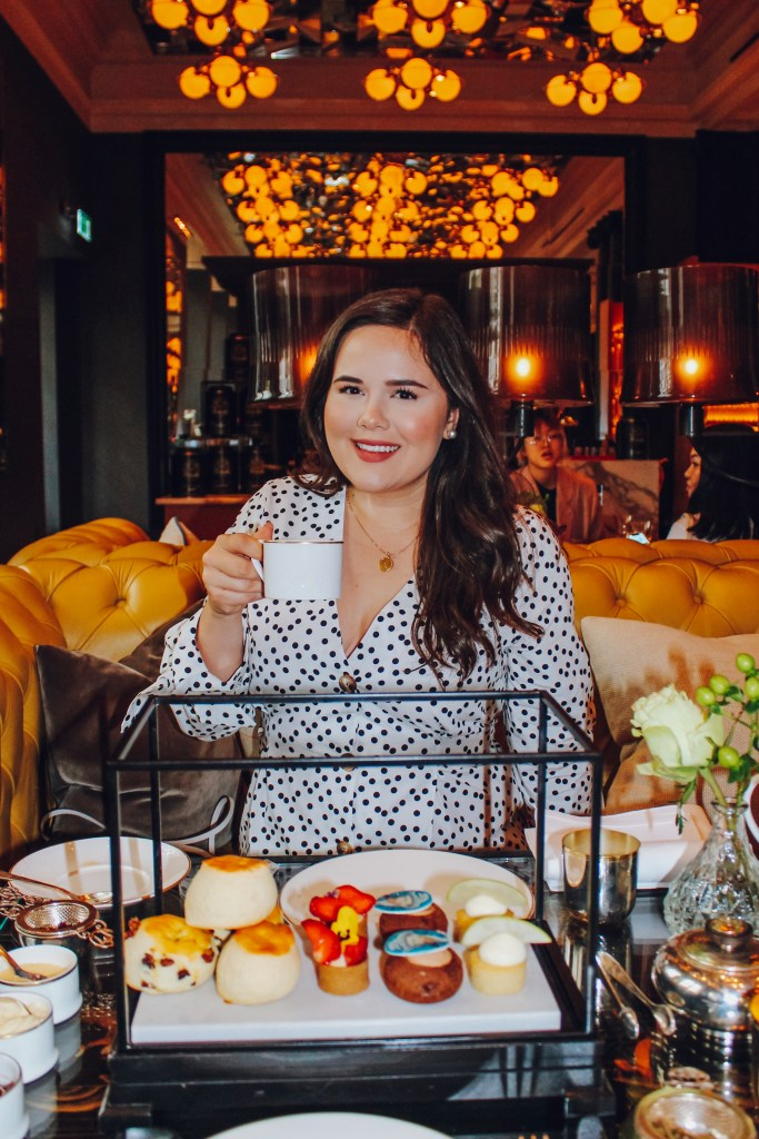 themed afternoon tea london