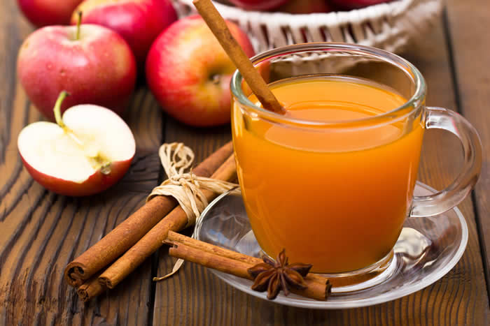 Hot Apple Cider Recipe (photo from blenderbabes)