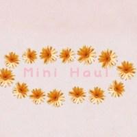 Mini Haul | EG♡
