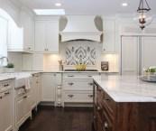 french white kitchen