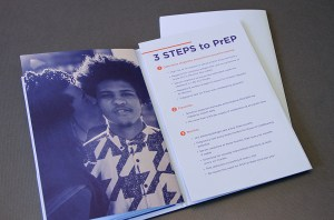 PrEP Action Kit - 3 Steps to PrEP