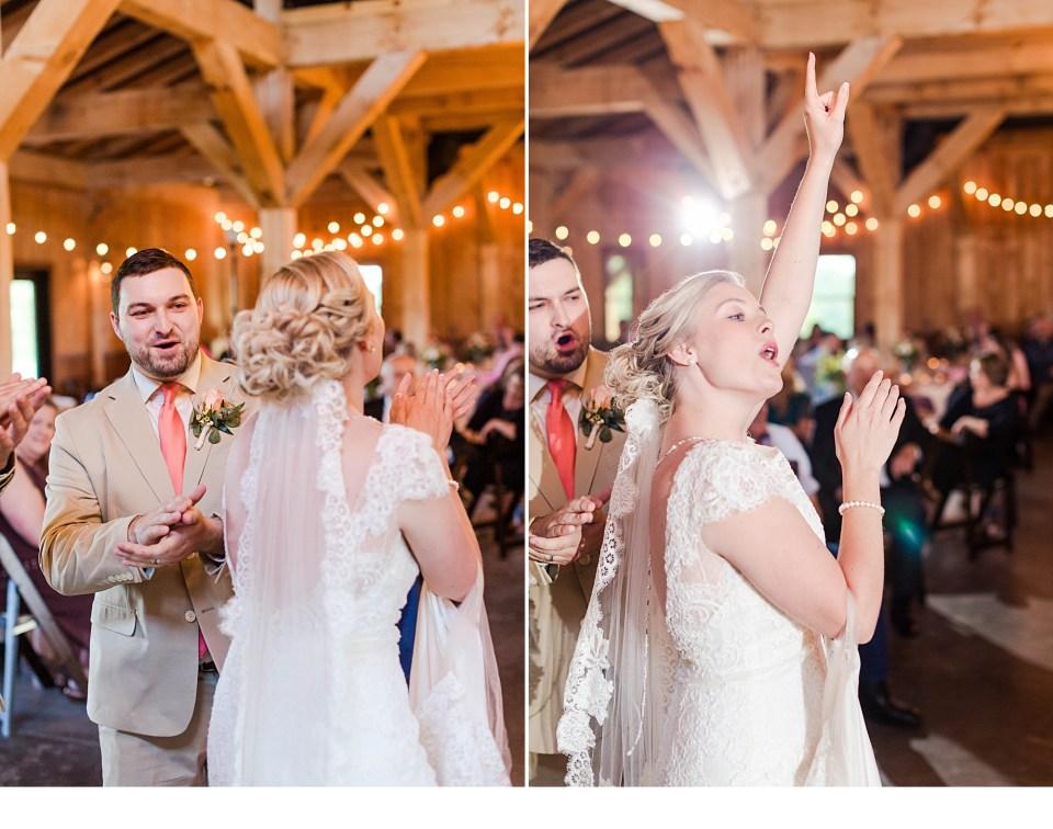 Reception Photos, Rocky Top Wedding Theme, UT Wedding Theme