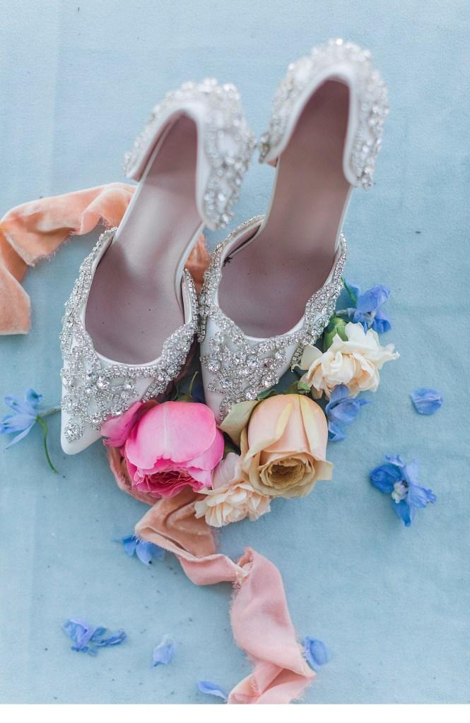 Disney Wedding Shoes, Disney Weddings, Inspiration for Weddings in South Carolina