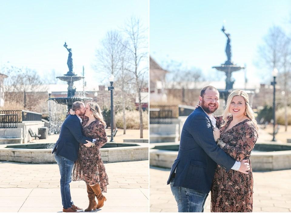 Madison Georgia Engagement Photos