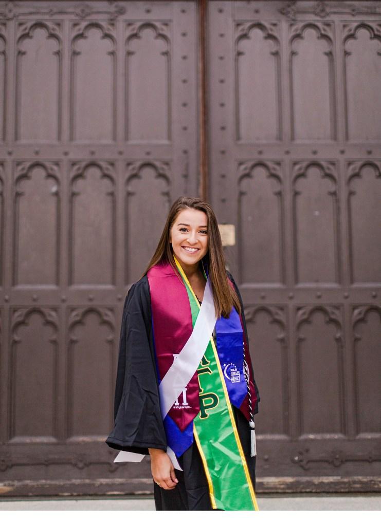 Virginia Tech Senior Photography