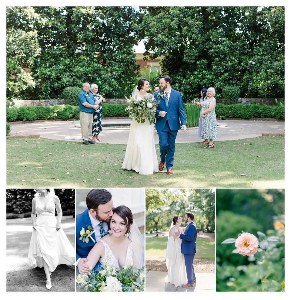 Small Wedding at UGA