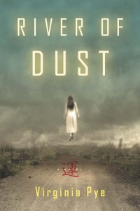 book cover for River of Dust