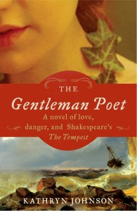 book cover for The Gentleman Poet