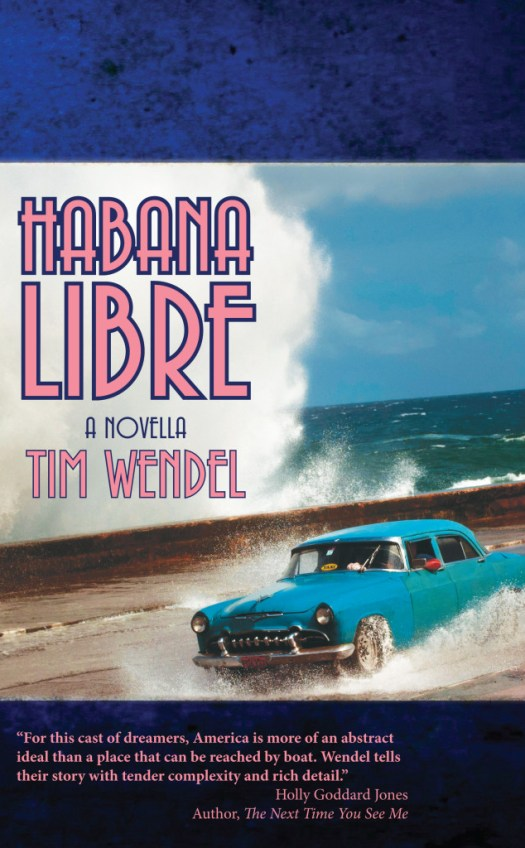 book cover for Habana Libre