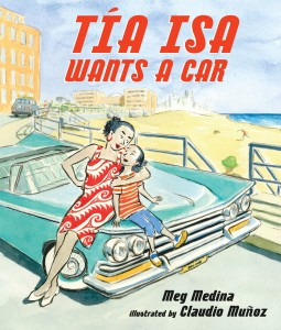 book cover for Tia Isa Wants a Car