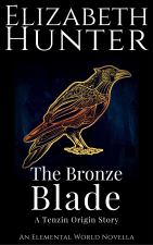 The Bronze Blade Cover