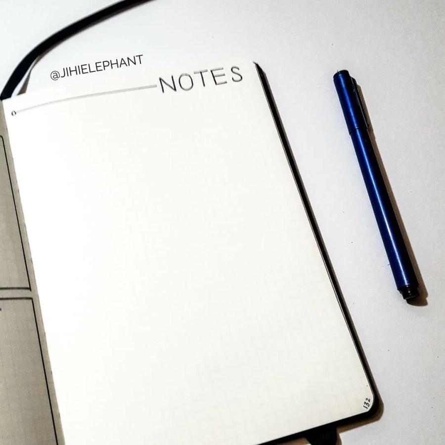 My Boyfriend's Planner |Bullet Journal Walkthrough