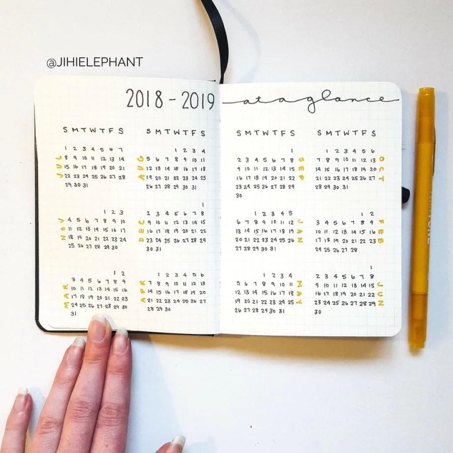 yellow 2018 2019 Natali