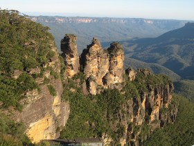 The Three Sisters (taken in 2009).