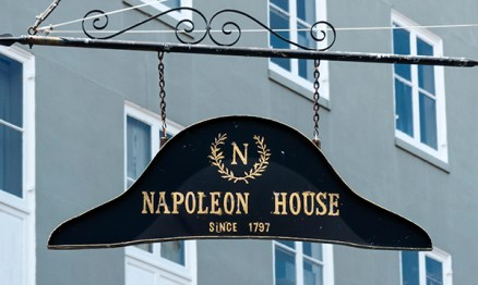 Napoleon House - an iconic eatery