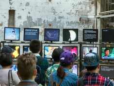 """Windows on the world (part 2)"", by Ming Wong"
