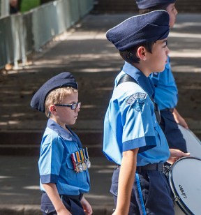 Young boy with medals (2)