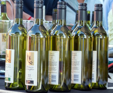 White from Mudgee