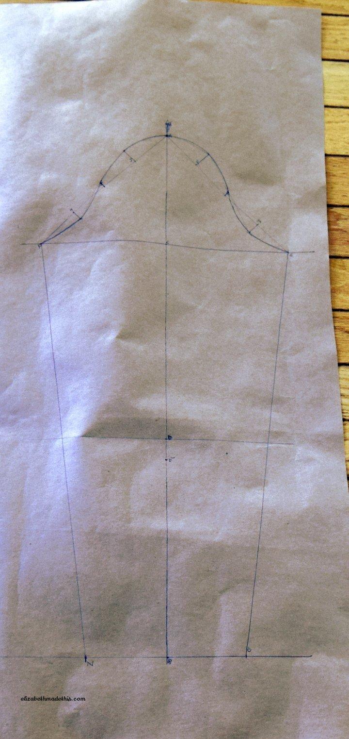 sloper drafting