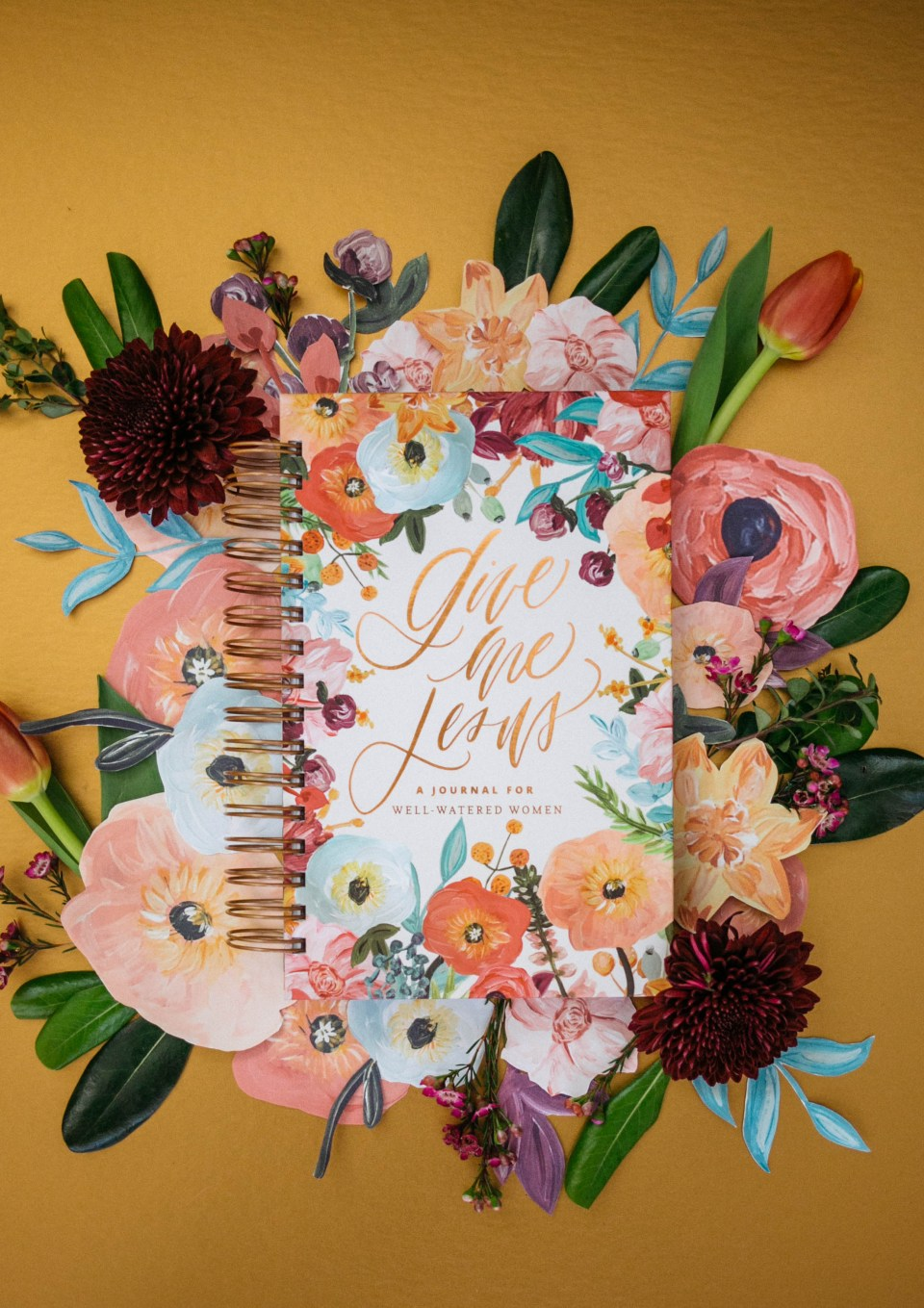 Give Me Jesus Journal by Well-Watered Women