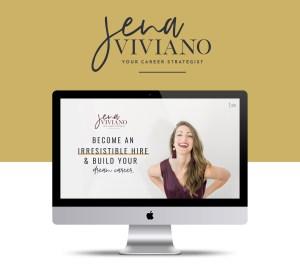 Elizabeth McCravy Career Coaching Website Design