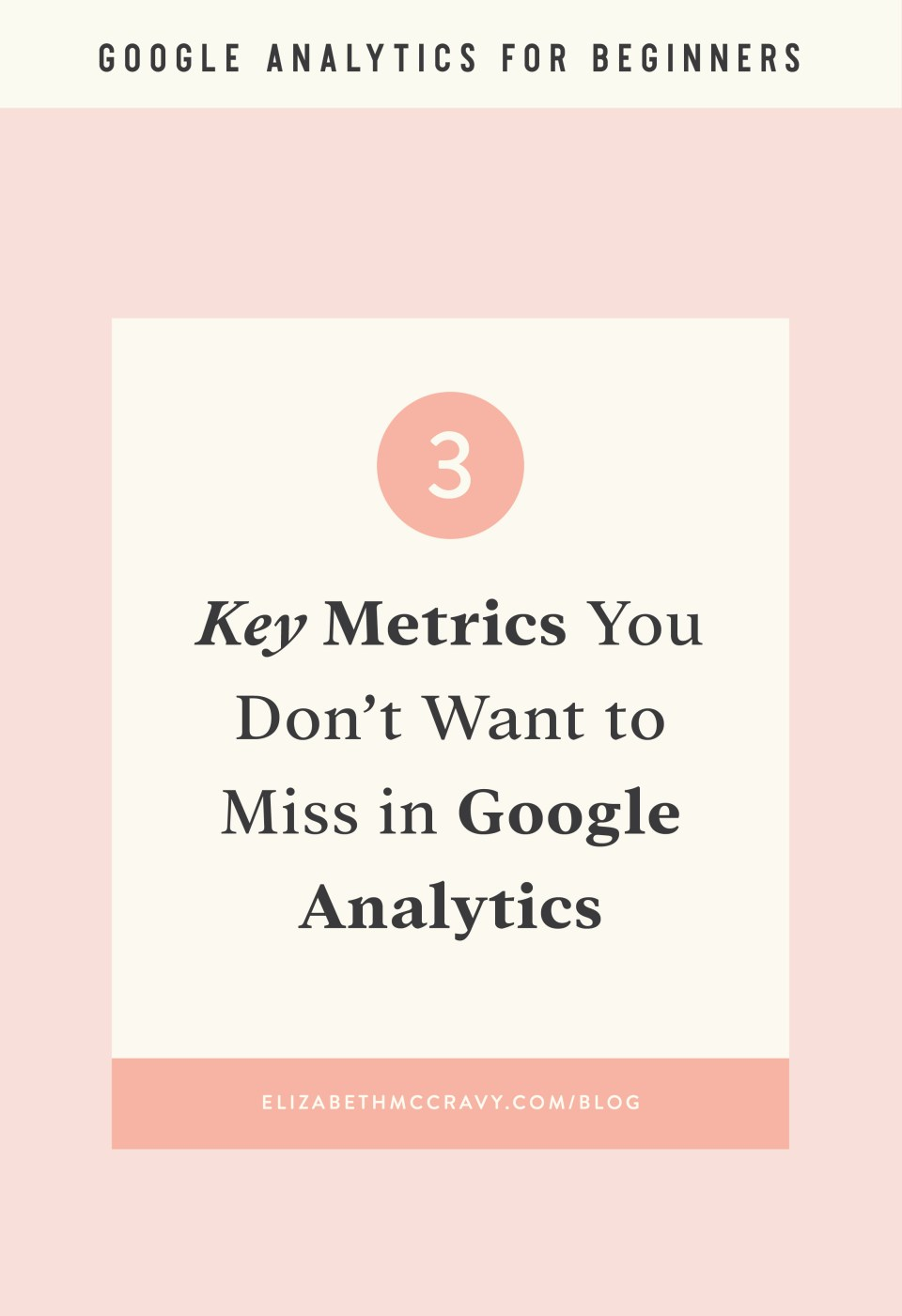 Google Analytics for Beginners: Key Analytics You Need to Pay Attention to In Your Website's Analytics