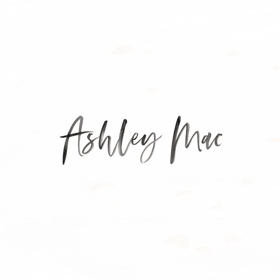 Ashley Mac Photographs Logo Design