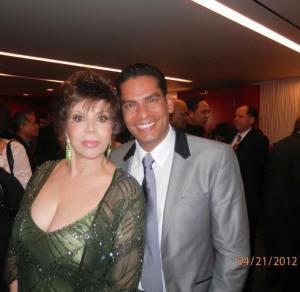 foto con Ismael Cala