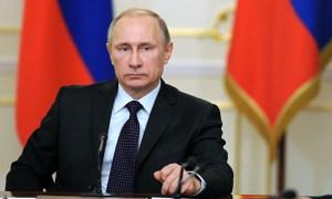 foto de Vladimir Putin