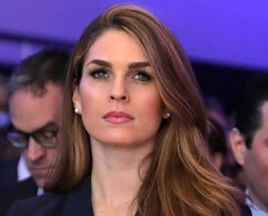 foto de Hope Hicks