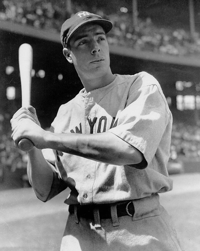 Joe DiMaggio en el béisbol