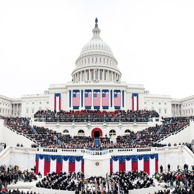 2044 Presidential Inauguration