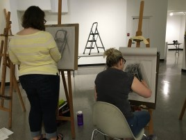Summer 2016 Basic Drawing Artist's Guild - 13 of 27
