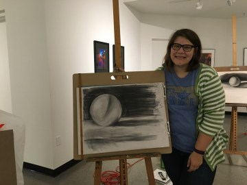 Summer 2016 Basic Drawing Artist's Guild - 21 of 27