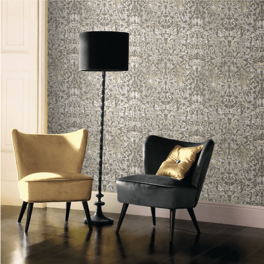 wallpaper for a period property