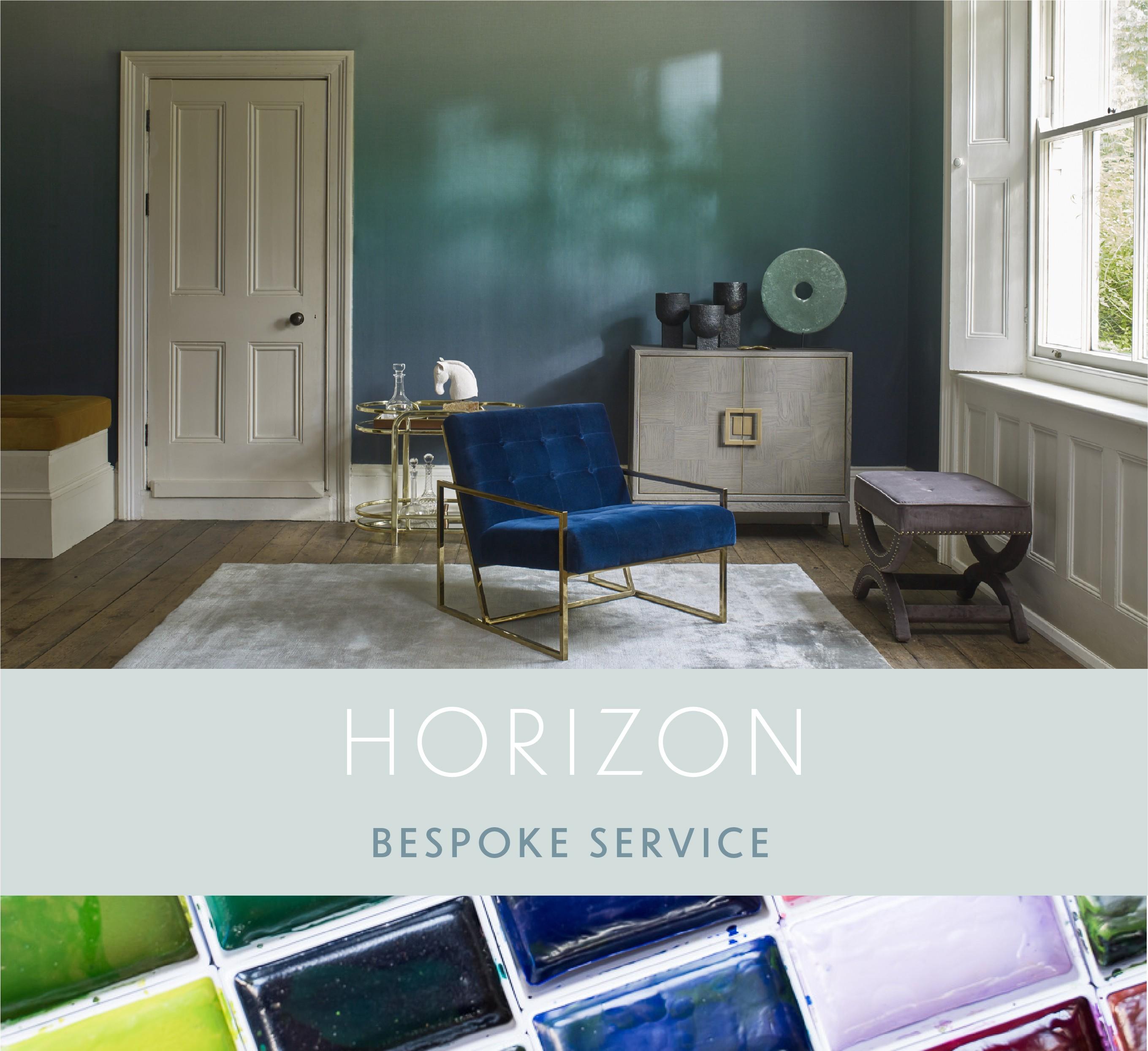 bespoke design service for horizon wallpaper