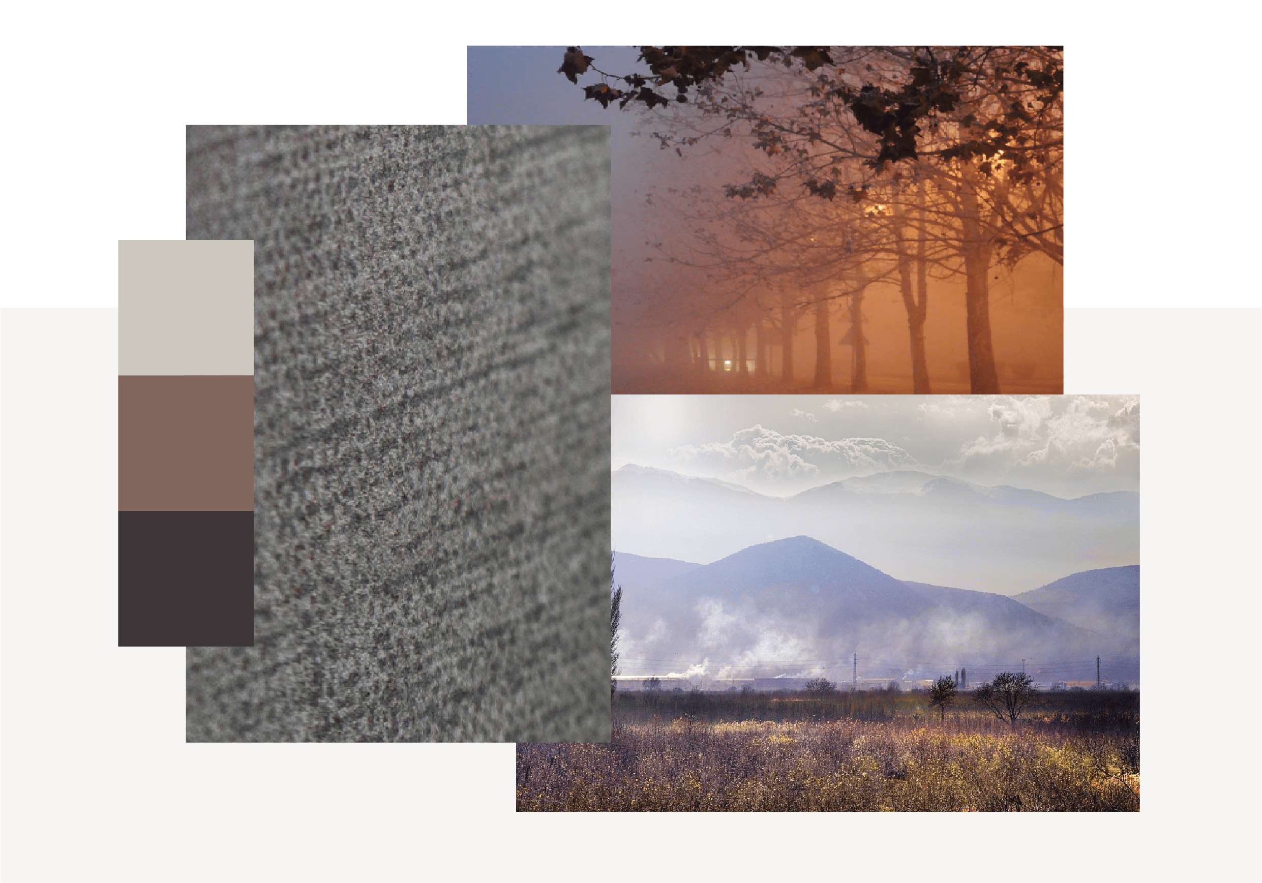 carbon moodboard for Horizon