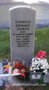 SSGT Charles Owens (Chuck Eddie)