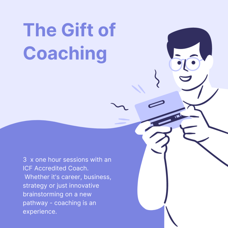 Gift of coaching