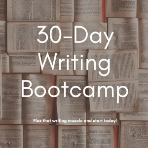 30-Day Writing Bootcamp