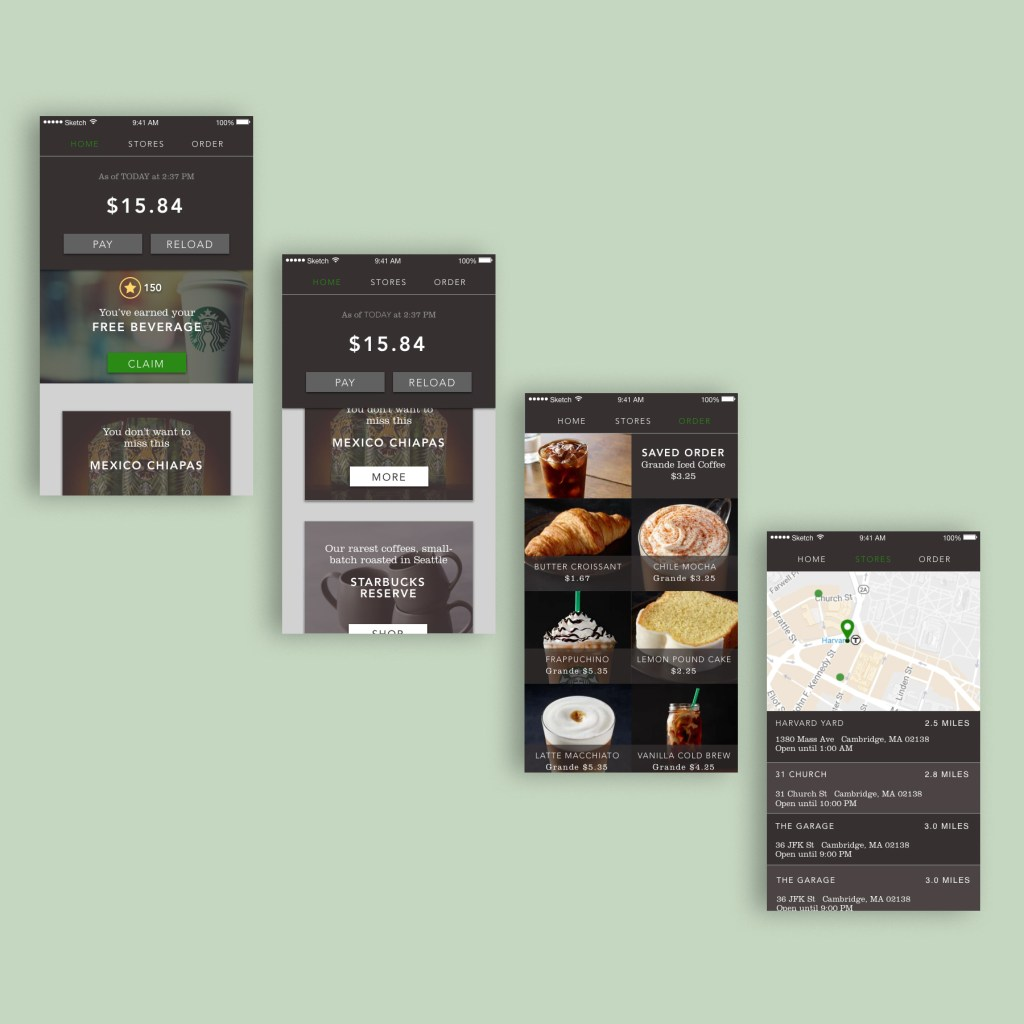 Starbucks_UI