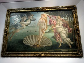 florence firenze italy italia botticelli venus uffizi