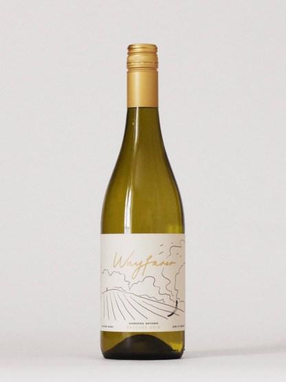 A beautiful English Bacchus wine