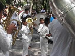 La orquesta infantil Mixe (Oaxaca)